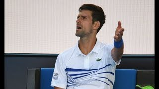 Novak Djokovic fires back at Roger Federer and Rafael Nadal with Australian Open rant