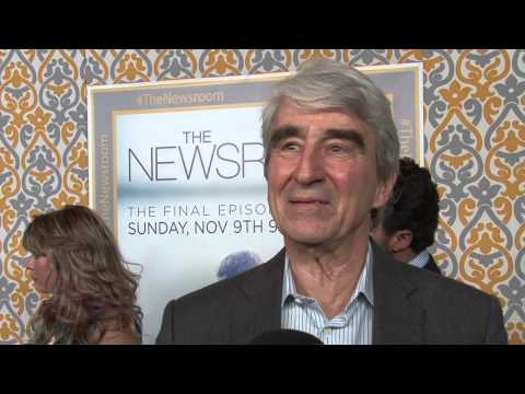 The Newsroom Final Season: Sam Waterston Exclusive Premiere Interview