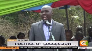 Succession politics