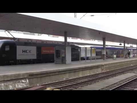 Hamburg Altona Railway Station, Germany - 13th October, 2014