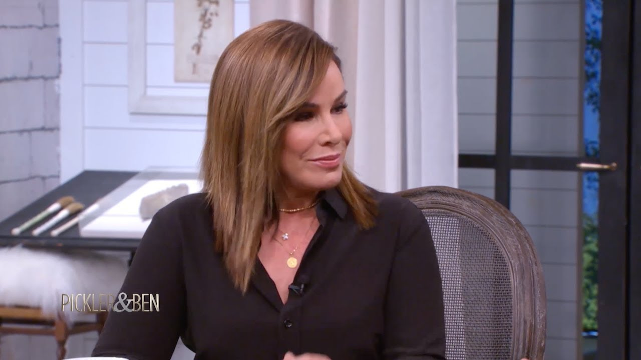 Melissa Rivers Discusses Growing Up With Her Mom Joan