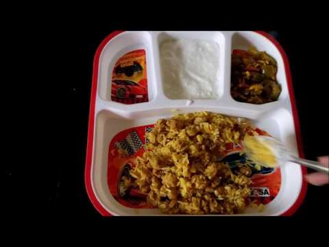 What my 3 year old eats in a day | Indian kid meals