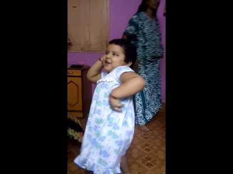 Aloo Kachaloo Song- Baby Shristi