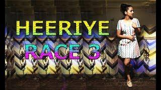 Heeriye Race 3 dance   Salman Khan, Jacqueline