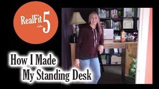 Why You Might Want to Upgrade to a Standing Desk