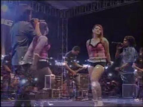 Lia Capucino vs Dodo Birunya Cinta Goyong Hot Junior Rock Dhut Klaten