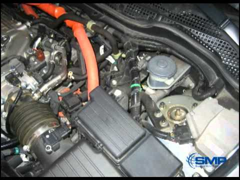 Honda Variable Cylinder Management Vcm System Youtube