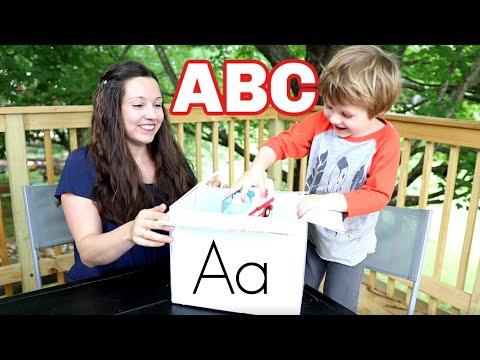 Say the Alphabet: ABC