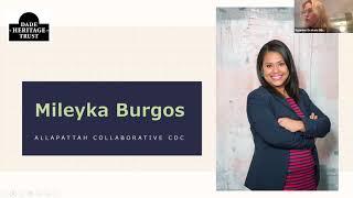 Dade Heritage Trust Honors our Executive Director, Mileyka Burgos-Flores