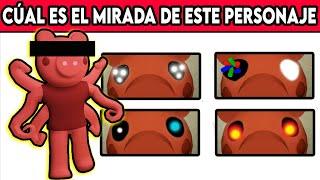 Adivina La mirada Del Skin De Piggy | JEGA TOONS