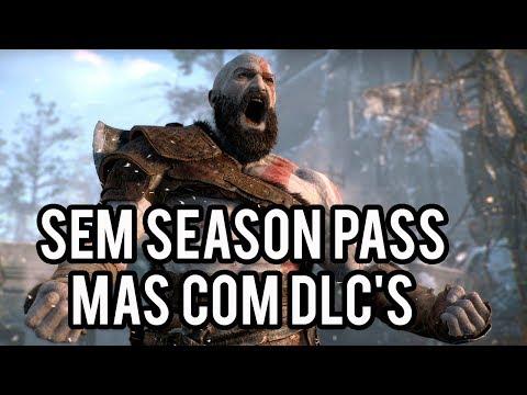 God of War 4 - Sem Passe de Temporada (Season Pass)