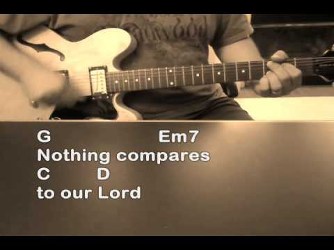 Learn How To Play The New Contemporary Christian Worship Song