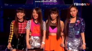 4th Impact sings Sound of the Undeground on X Factor UK 2015 Live Week 2 (Full)