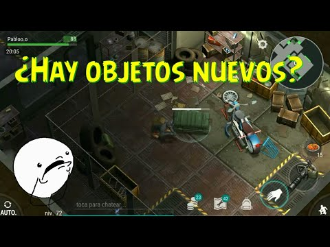 BUNKER alfa ¿NUEVAS PIEZAS? ¿Segunda MINIGUN? Last Day on Earth Survival