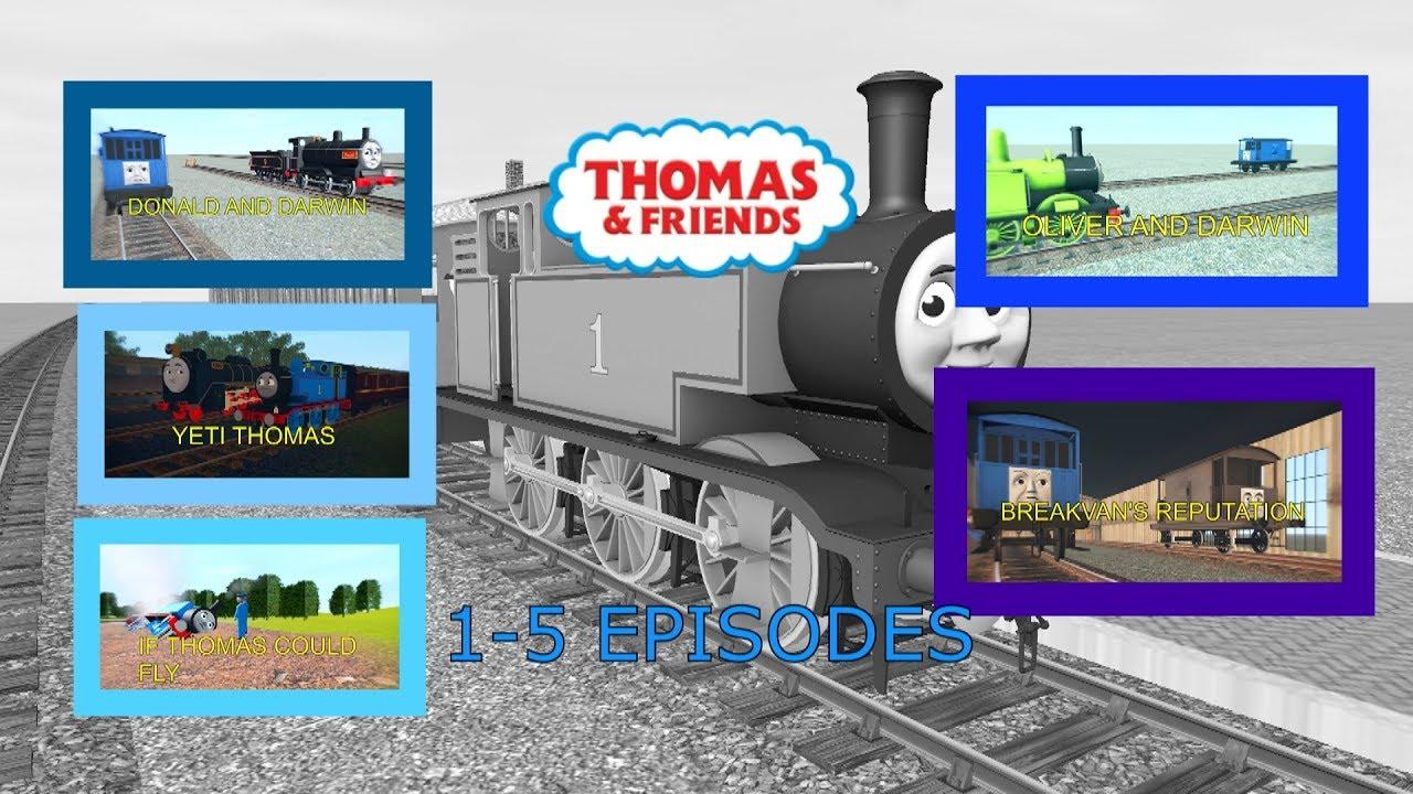 Download Trainz Thomas and Friends Season 30   (1-5 Episodes)