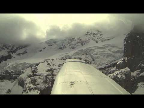 Rundflug Berner Alpen