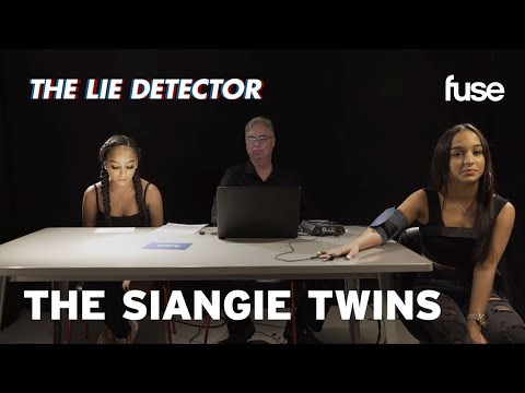 The SiAngie Twins Take A Lie Detector Test