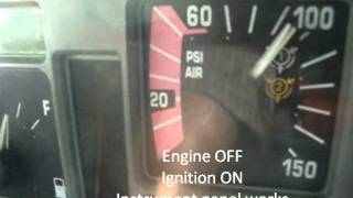 CDL Pre-Trip Air Brake System Live Inspection.wmv