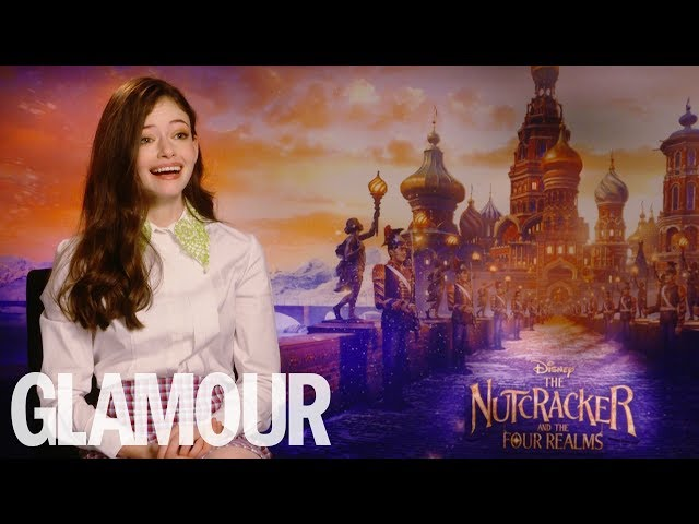 Mackenzie Foys Funny Keira Knightley Impression & Disney Trivia Quiz  | GLAMOUR UK