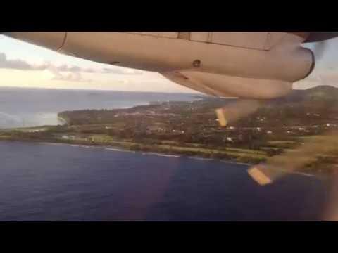 Landing on Saipan