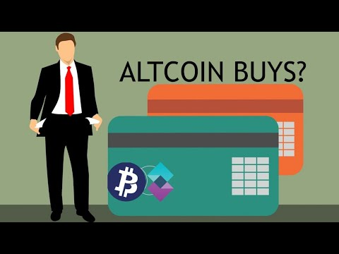 Two Altcoin Buys I Made - Plus Consensus 2018 Cryptocurrency Update