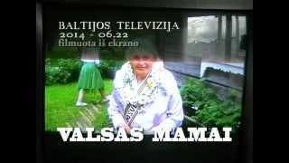 Sveikinimas: Valsas Mamai