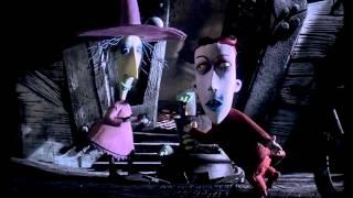 Atrapa a santa atroz (El extraño mundo de Jack)