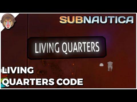 Subnautica Gameplay S2P21 - LIVING QUARTERS CODE (Let's Play Subnautica)