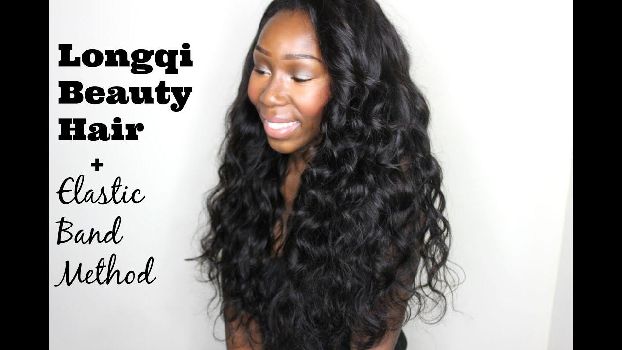 Aliexpress Malaysian Body Wave Longqi Beauty Hair No Sew