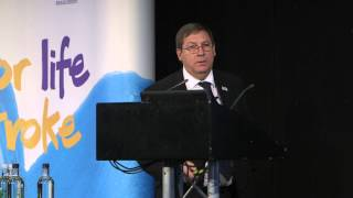 Closing remarks from the UK Stroke Club Conference 2014 by Jon Barrick Thumbnail