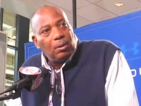 """Ozzie Newsome gives """"State of Baltimore Ravens"""" update in Indy"""