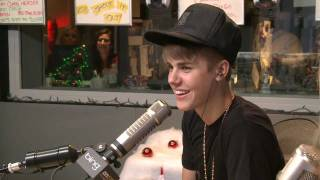 Justin Bieber Prank Calls Hair Salon | Interview | On Air With Ryan Seacrest