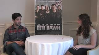 Interview with Josh Peck from Red Dawn