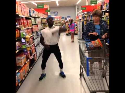 Public Dance Instructor | Gettin' Down in the Grocery Store