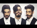 Toni Mahfud Inspired Hairstyles | Step by Step