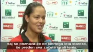 Video Ana Ivanovic talks about Novak Djokovic download MP3, 3GP, MP4, WEBM, AVI, FLV Agustus 2018