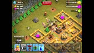 Clash Of Clans Tek Oyuncu -37- Goblin