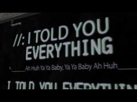 RAJITHEONE -  #EVERYTHING (Lyric Video)
