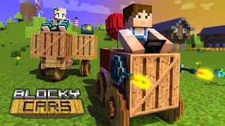 Blocky Cars Android Gameplay (HD) screenshot 3