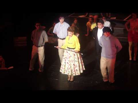 Let Me Sing and Im Happy  Sophia Tilley as Martha Watson in White Christmas