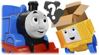 Enlighten Engineering Series 1216 Mini Crane Construction Vehicles for Kids Review with Thomas