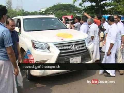 Gulf Malayali Team Travelled Jeddah To Malappuram By Road: Gulf News