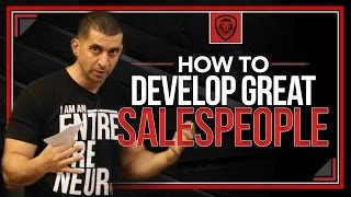 How to Build a Great Sales team