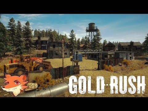 GOLD RUSH: THE GAME [FR] La ruée vers l'or ! La simulation de prospection d'or est là!