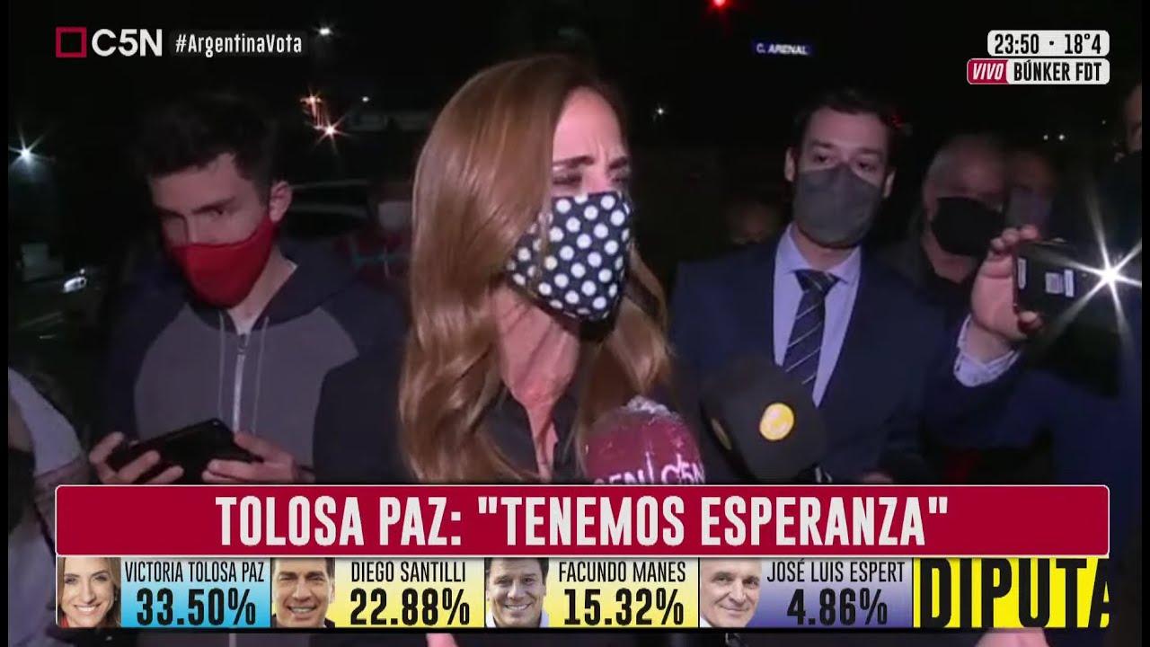 """Download Victoria TOLOSA PAZ: """"SIEMPRE es REVERSIBLE el RESULTADO"""""""