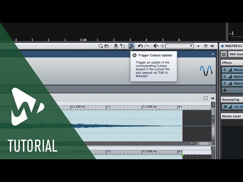 How to Easily Connect WaveLab with Cubase | New Features in WaveLab Pro 9