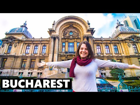 Best Of Bucharest: What To Do In Romania's Capital (Romania Travel Vlog)