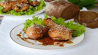 Курица по корейски