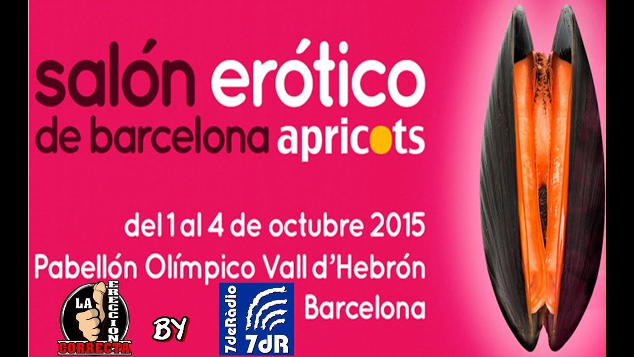 Salon erotico de barcelona apricots 2016 - 4 6