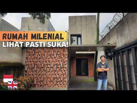 Rumah Industrial Untuk Milenial